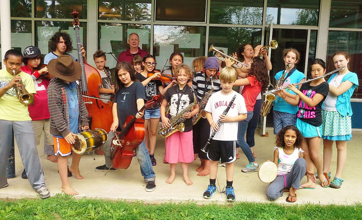 Music Residency Picture
